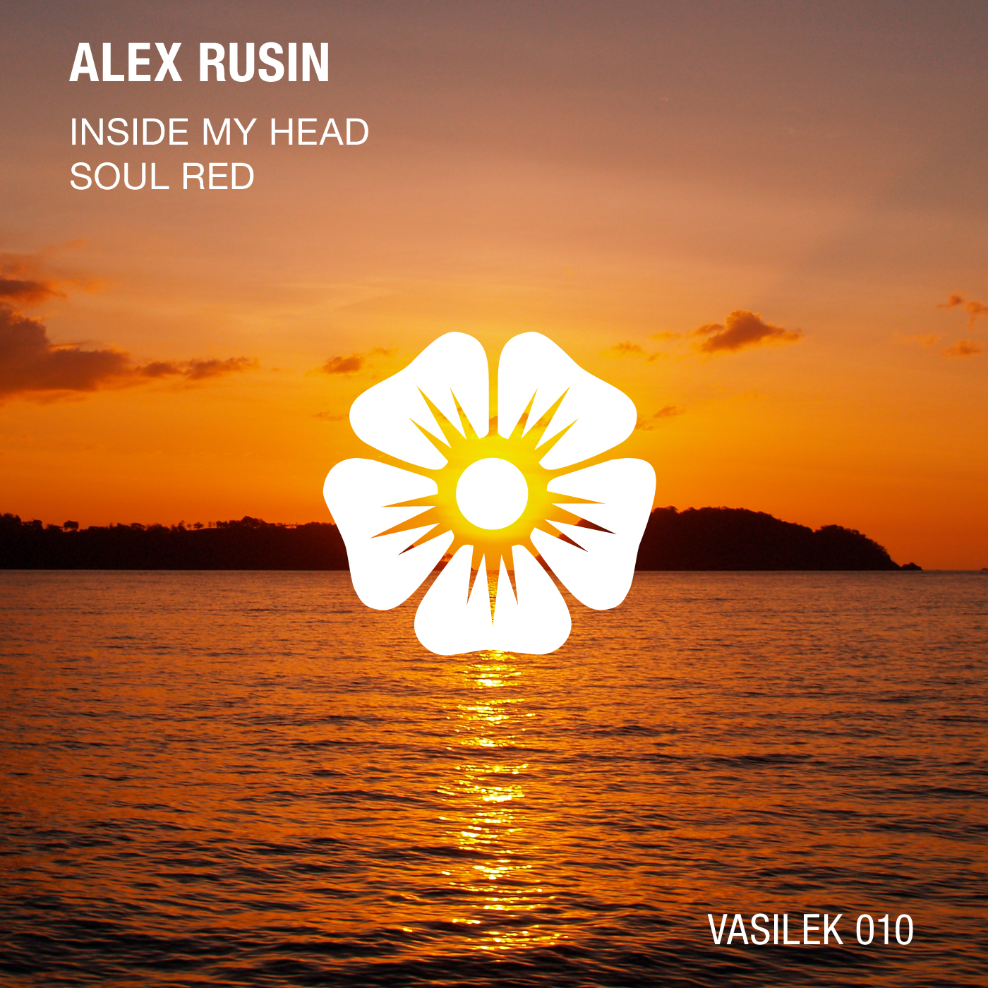 Alex Rusin - Inside My Head