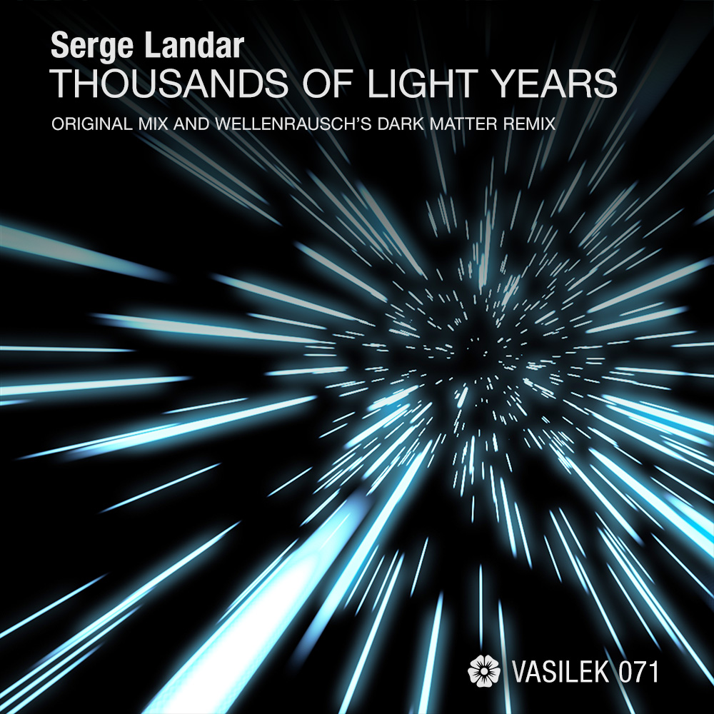 Serge Landar - Thousands of Light years