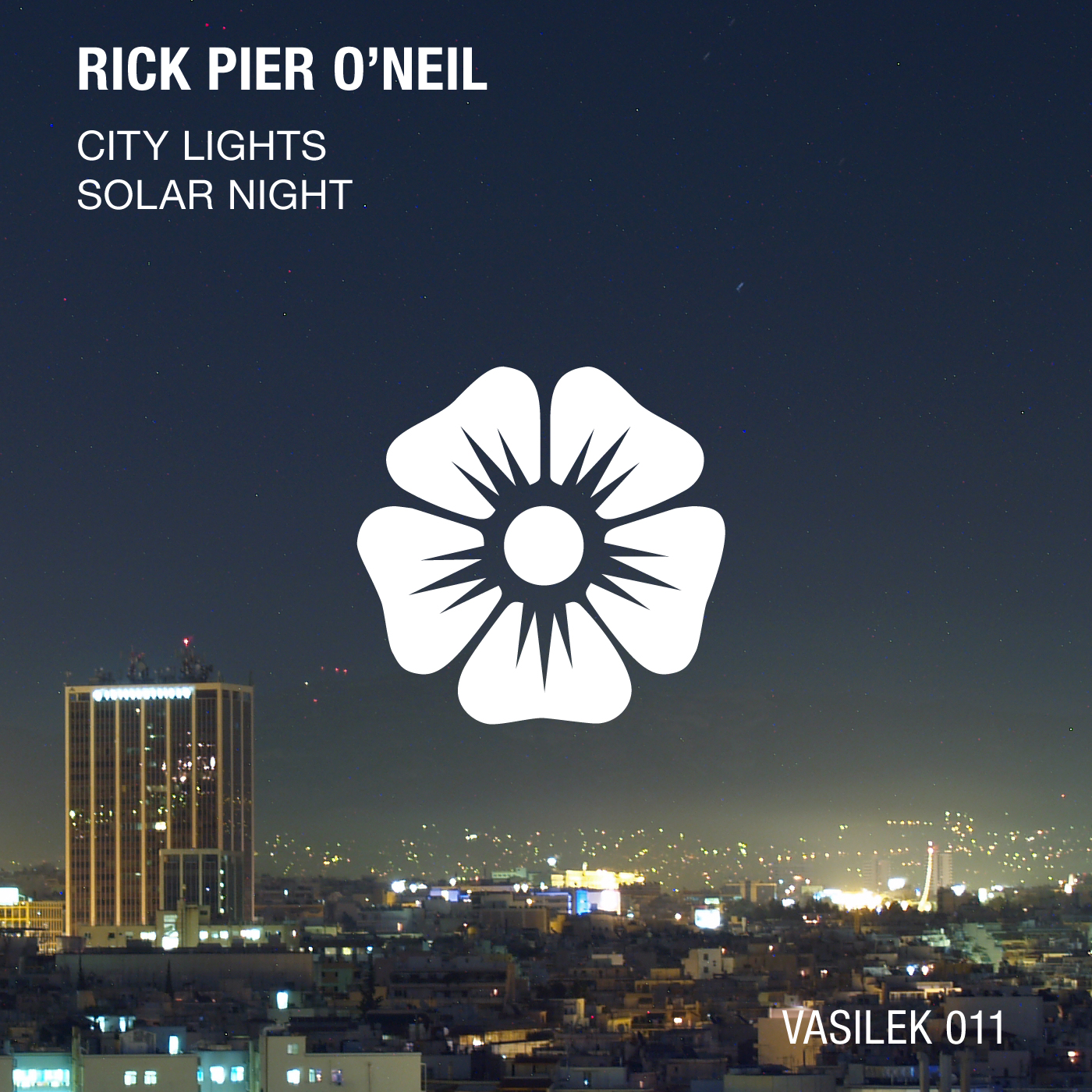 Rick Pier O'Neil - City Lights