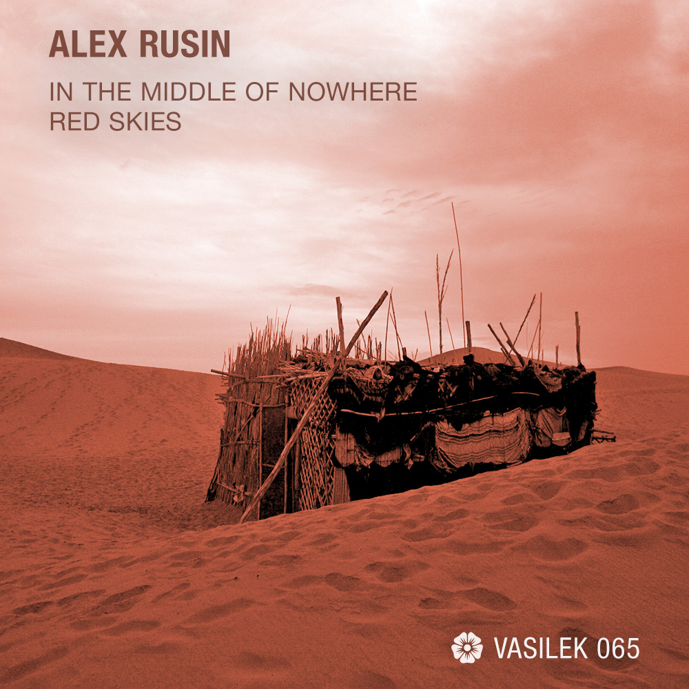 Alex Rusin - In The Middle of Nowhere